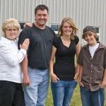 The Sharpe Family