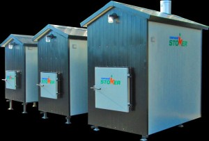 NORTHERN STOKER OUTDOOR WOOD FURNACES
