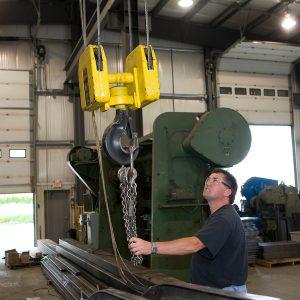 10 Ton Crane