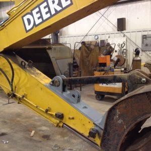 John Deer excavator