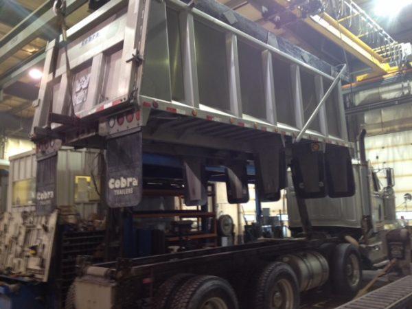 truck box lift